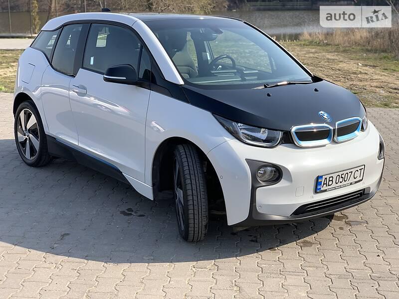 Хетчбек BMW I3 2016 в Вінниці