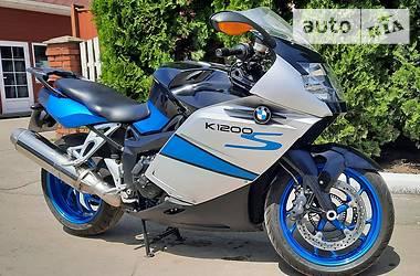 Мотоцикл Спорт-туризм BMW K 1200 2008 в Киеве