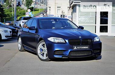 Седан BMW M5 2012 в Харкові