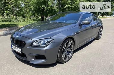Купе BMW M6 2014 в Одесі