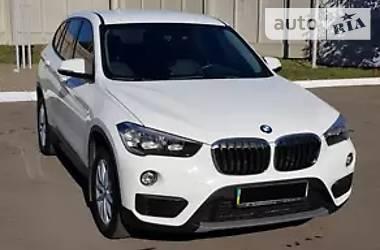BMW X1 2016 в Киеве