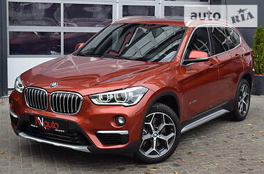 BMW X1 2019 в Одессе