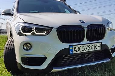 Позашляховик / Кросовер BMW X1 2016 в Харкові