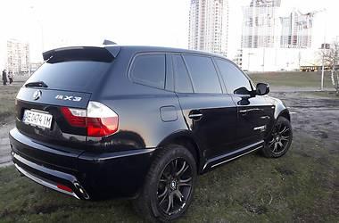 BMW X3 M 2010 в Кривом Роге