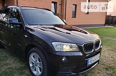 BMW X3 M 2012 в Виннице