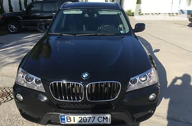 BMW X3 2012 в Кременчуге