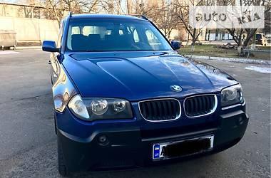 BMW X3 FULL  2005