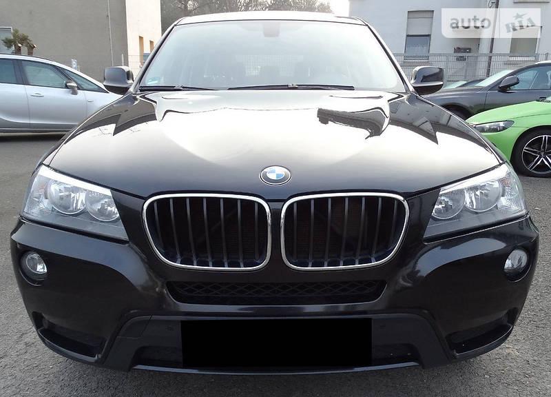 BMW X3 2014 в Хмельницком