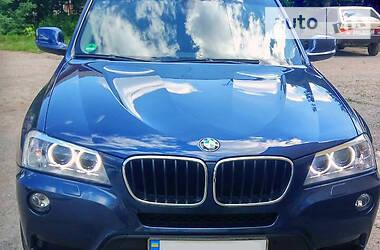 BMW X3 2012 в Надвірній