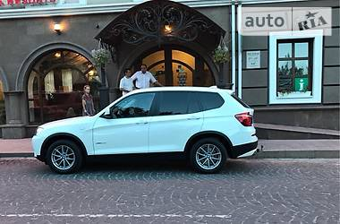 BMW X3 2012 в Виннице