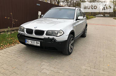 BMW X3 2004 в Тернополе