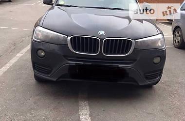 BMW X3 2015 в Запорожье