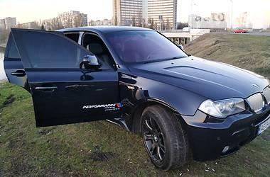 BMW X3 2010 в Кривом Роге