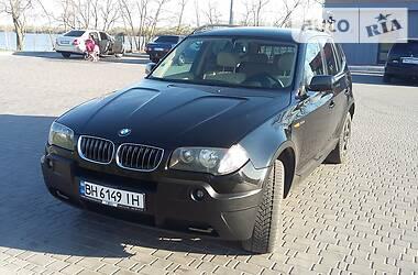 BMW X3 2005 в Измаиле