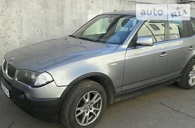 BMW X3 2004 в Одессе
