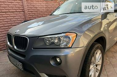 BMW X3 2012 в Краматорске