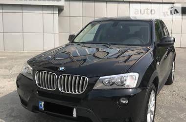 BMW X3 2013 в Дніпрі