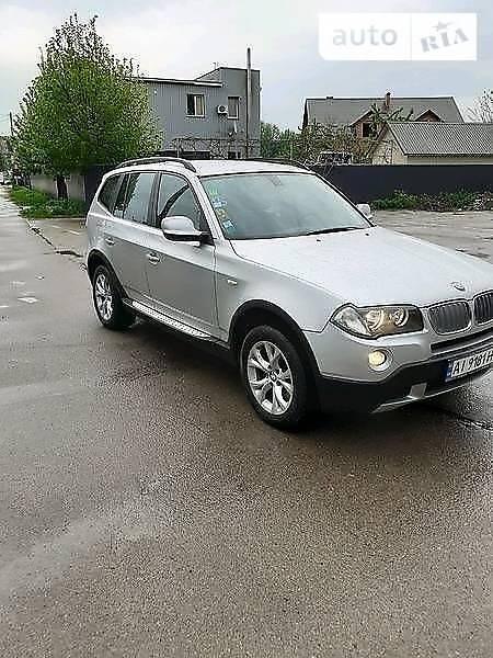 BMW X3 2010 года в Киеве