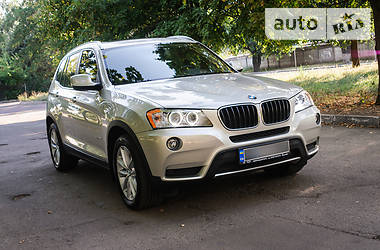 BMW X3 2013 в Одессе