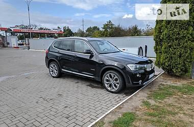BMW X3 2017 в Ивано-Франковске