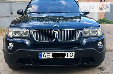 BMW X3 2008 в Дніпрі