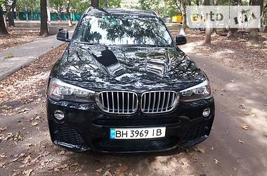 BMW X3 2017 в Одесі