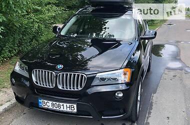 BMW X3 2014 в Львові