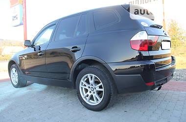 BMW X3 2007 в Хусте