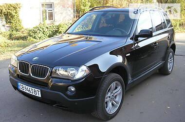 BMW X3 2007 в Нежине