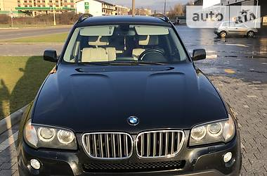 BMW X3 2010 в Ужгороде