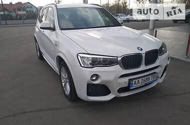 BMW X3 2016 в Полтаве