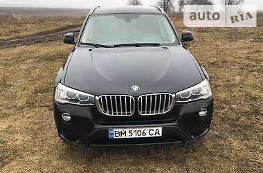 BMW X3 2015 в Глухове
