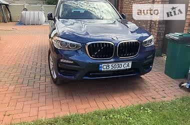 BMW X3 2018 в Чернигове