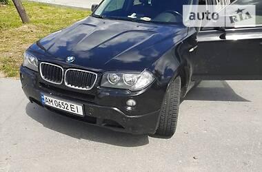 BMW X3 2007 в Новограде-Волынском