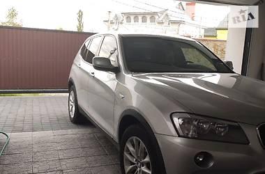BMW X3 2013 в Бориславе