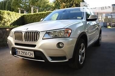 BMW X3 2011 в Хмельницком