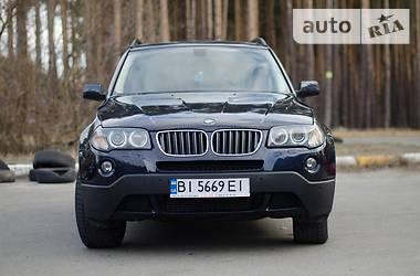 BMW X3 2009 в Ирпене