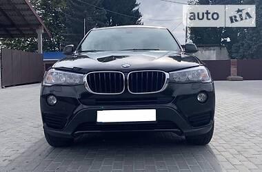 BMW X3 2015 в Хусте