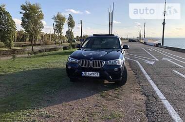 BMW X3 2015 в Каменском