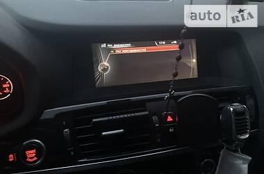 BMW X3 2014 в Львове