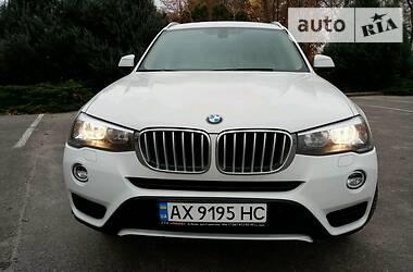 BMW X3 2017 в Харькове