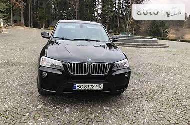 BMW X3 2014 в Старом Самборе