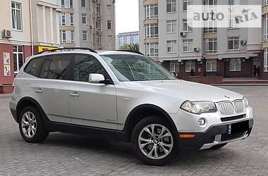 BMW X3 2010 в Одессе
