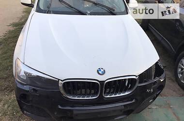 BMW X3 2016 в Запорожье