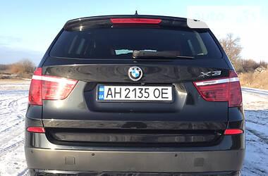 BMW X3 2012 в Славянске