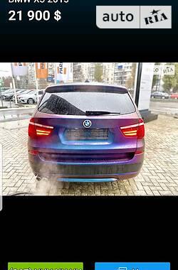 BMW X3 2013 в Харькове