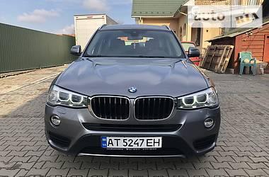 BMW X3 2016 в Коломые