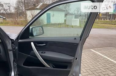 BMW X3 2008 в Стрые