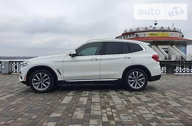 BMW X3 2018 в Днепре