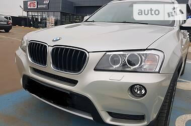 Позашляховик / Кросовер BMW X3 2012 в Чернівцях